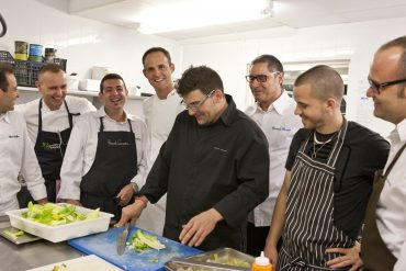 10 Premios cocinero revelacion