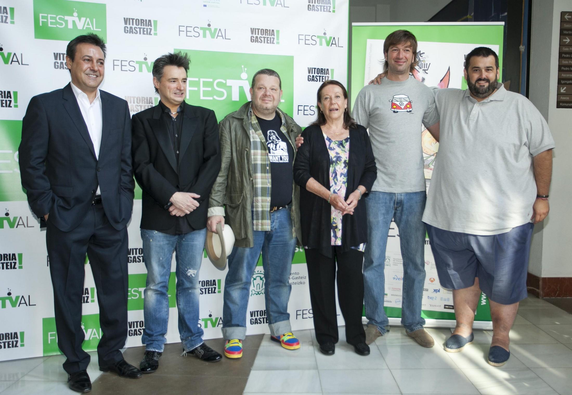 ENCUENTRO CULTURAL GASTRONOMIA Y TELEVISION-MESA GASTRONOMICA EN FESTVAL 2012