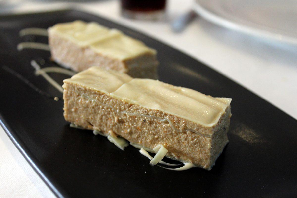 Lasaña de atún - Restaurante El Campero
