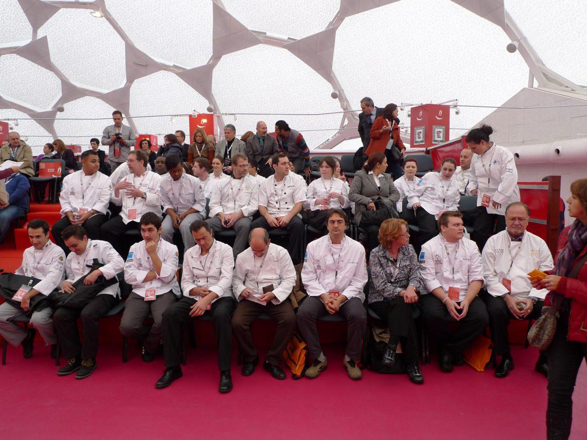 Participantes Concurso Internacional de Tapas 2011