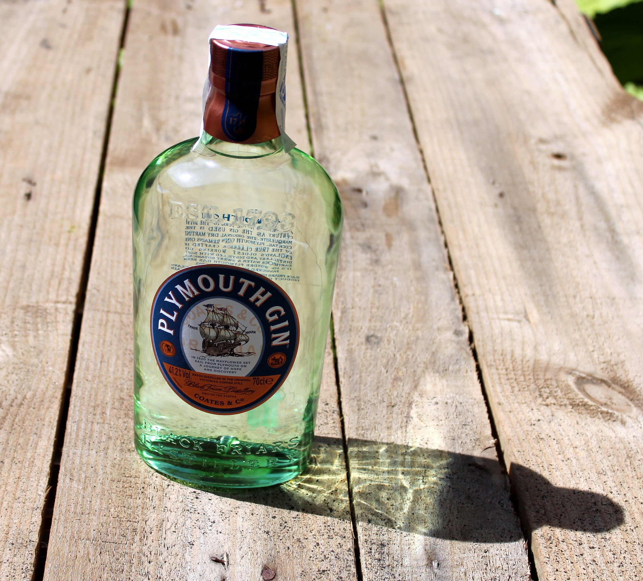 plymout gin