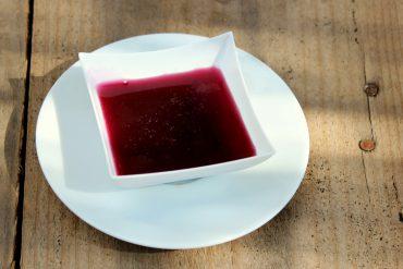 Receta de Jalea de uva