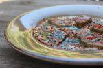 Solomillo de atun cocido sobre crema de verdinas-3