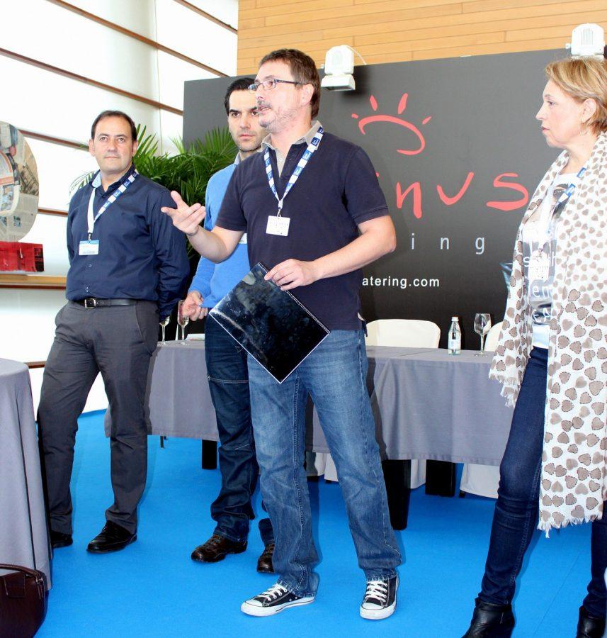 Aduriz - Presentación Dialogos de Cocina 2013