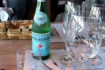 Agua San Pellegrino, el agua de los Alpes