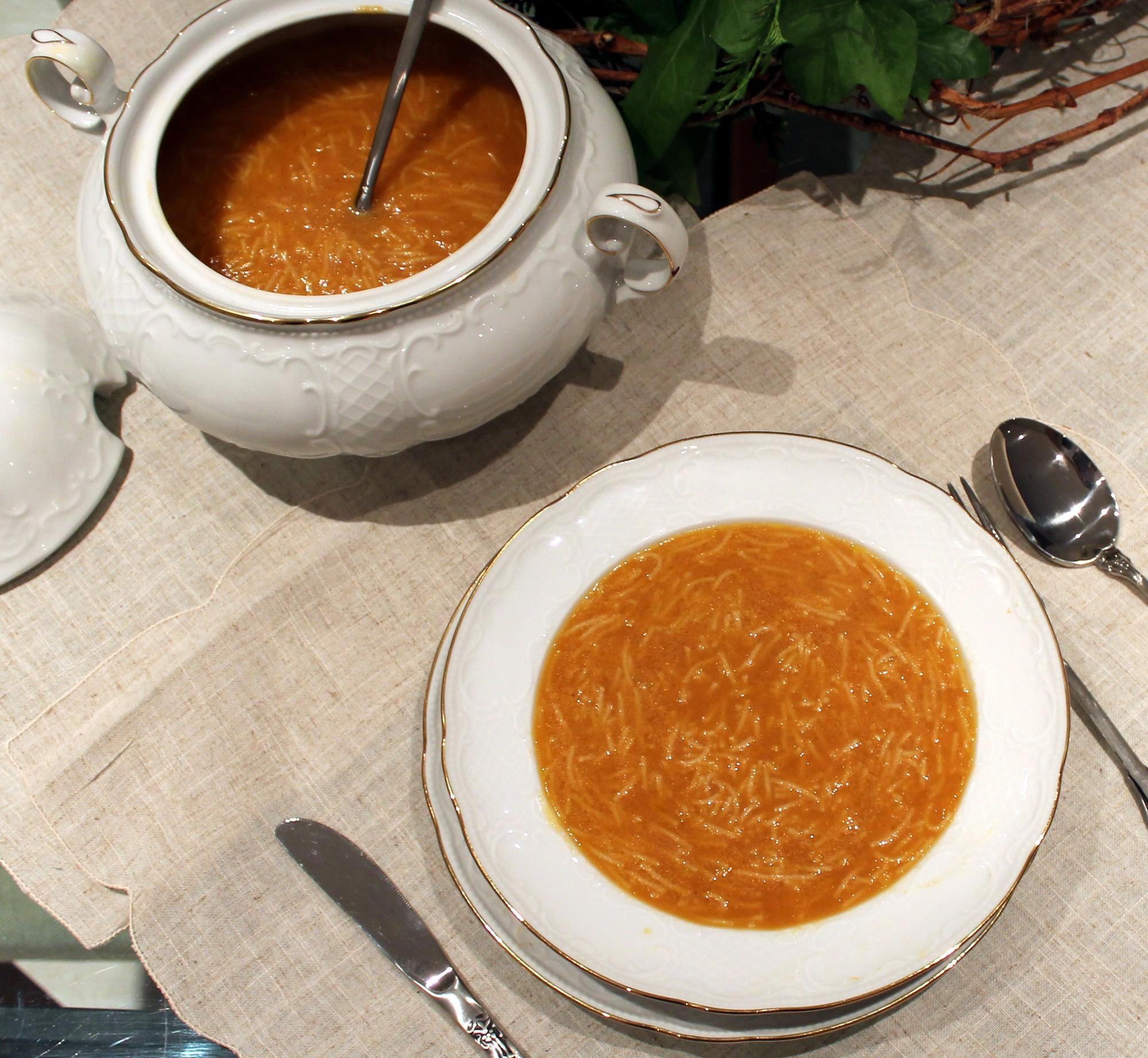 Caldo Casero Nuestra Deliciosa Receta Tradicional