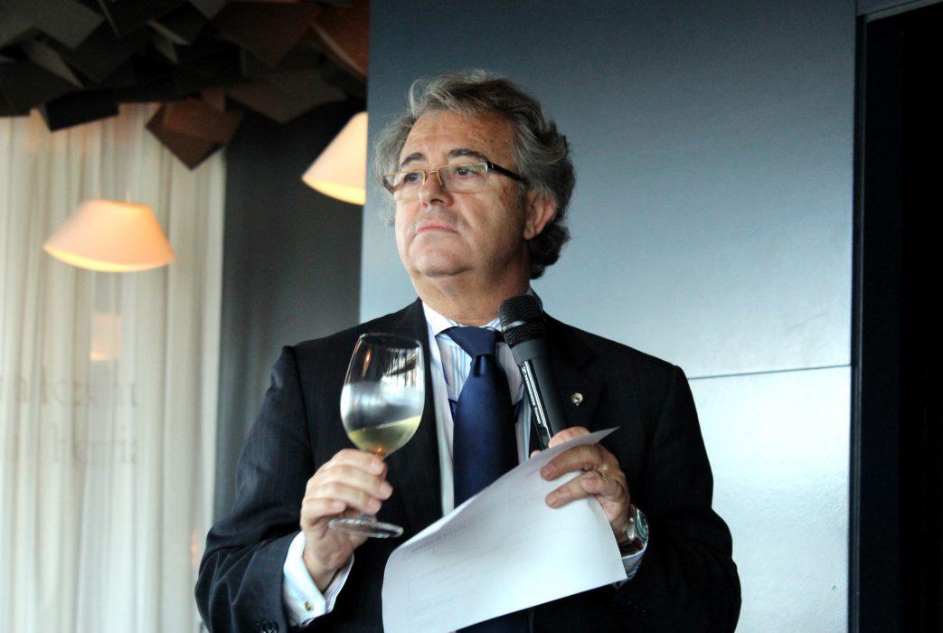 Juan Muñoz - Presidente de la Academia de Sumillería Española