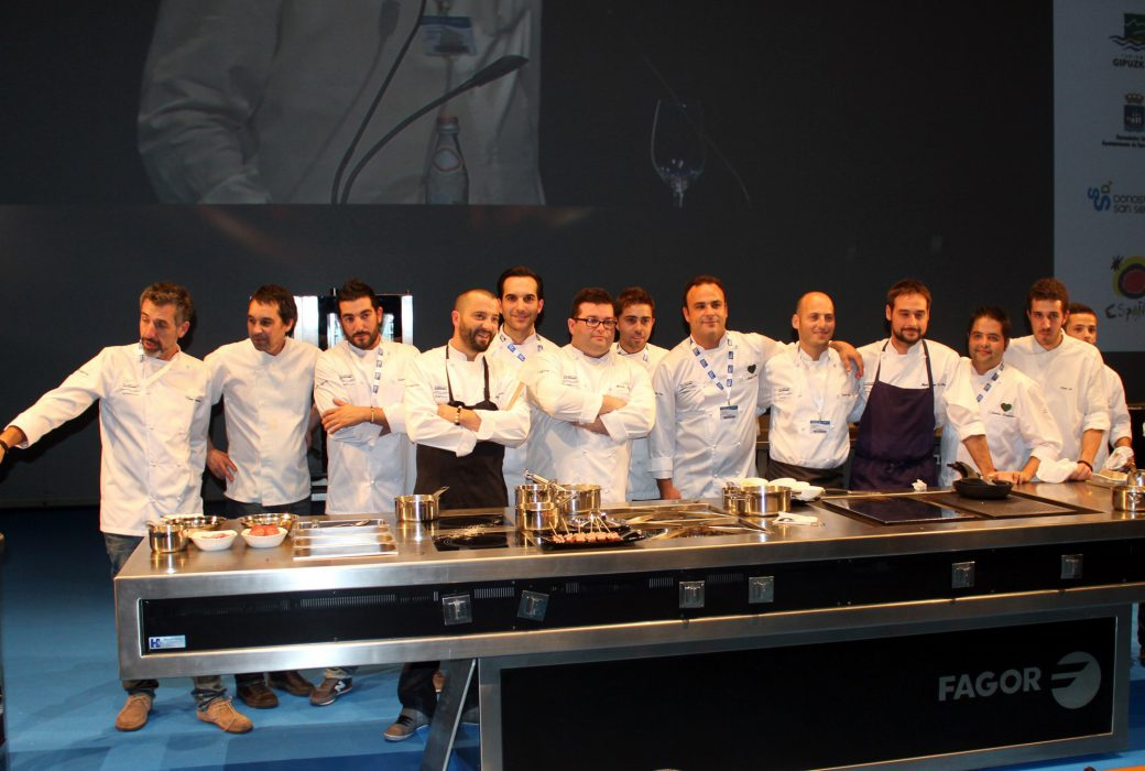 la grande bouffe en San Sebastian Gastronomika 2012