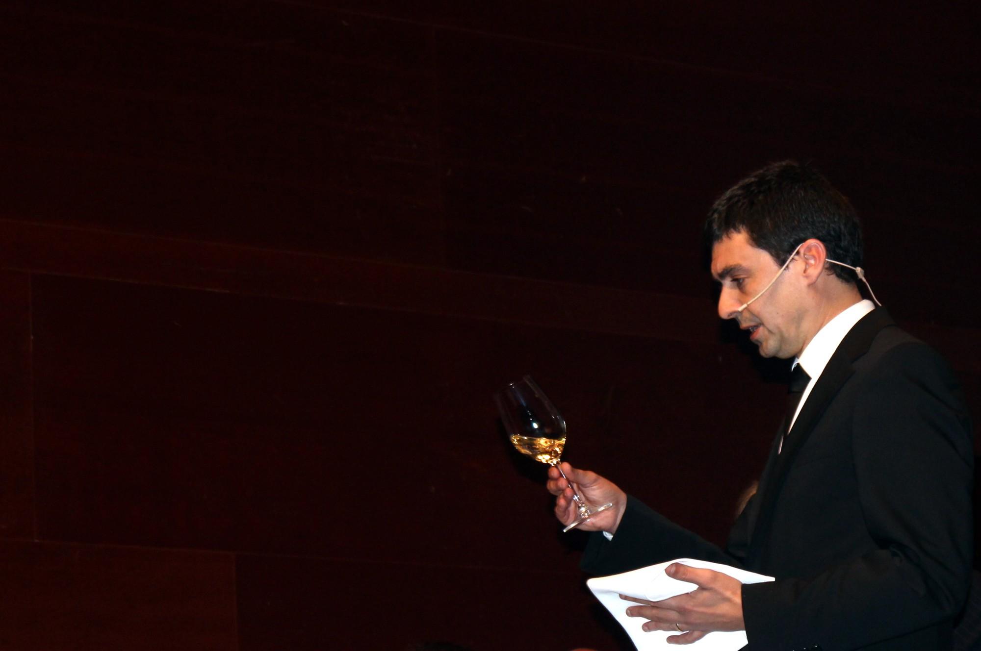Sergi Figueras, Mejor Sumiller de España 2012