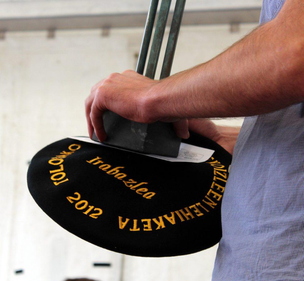 Chapela del Ganador de la mejor alubia de tolosa 2012