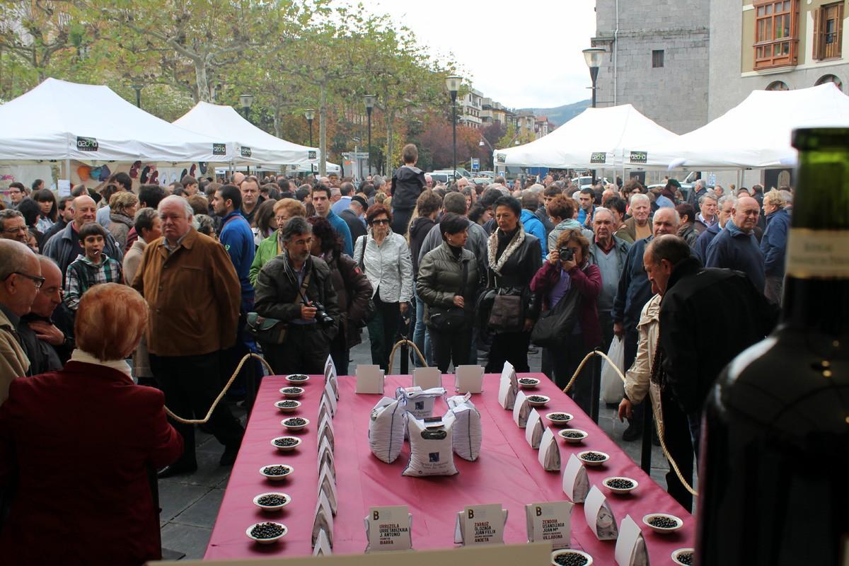 fiesta alubia de tolosa 2012