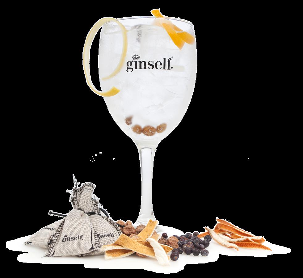 Ginself, la ginebra valenciana elegante, diferente y suave