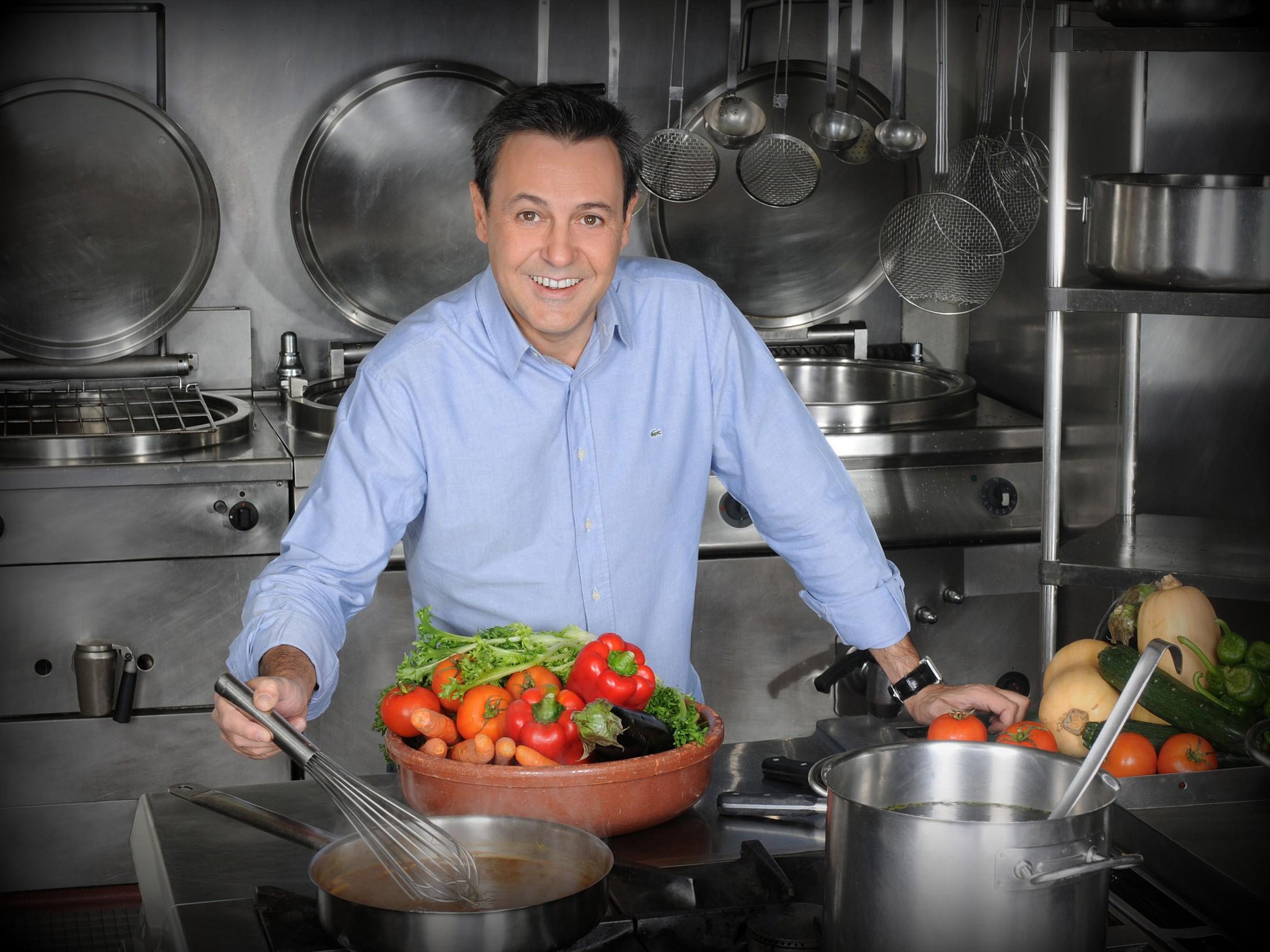 Jose Ribagorda en Cocineros sin estrella
