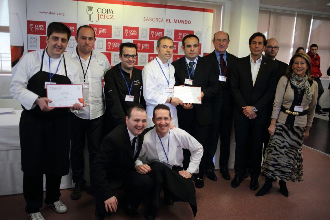 Jurados y particpantes 5 Copa Jerez