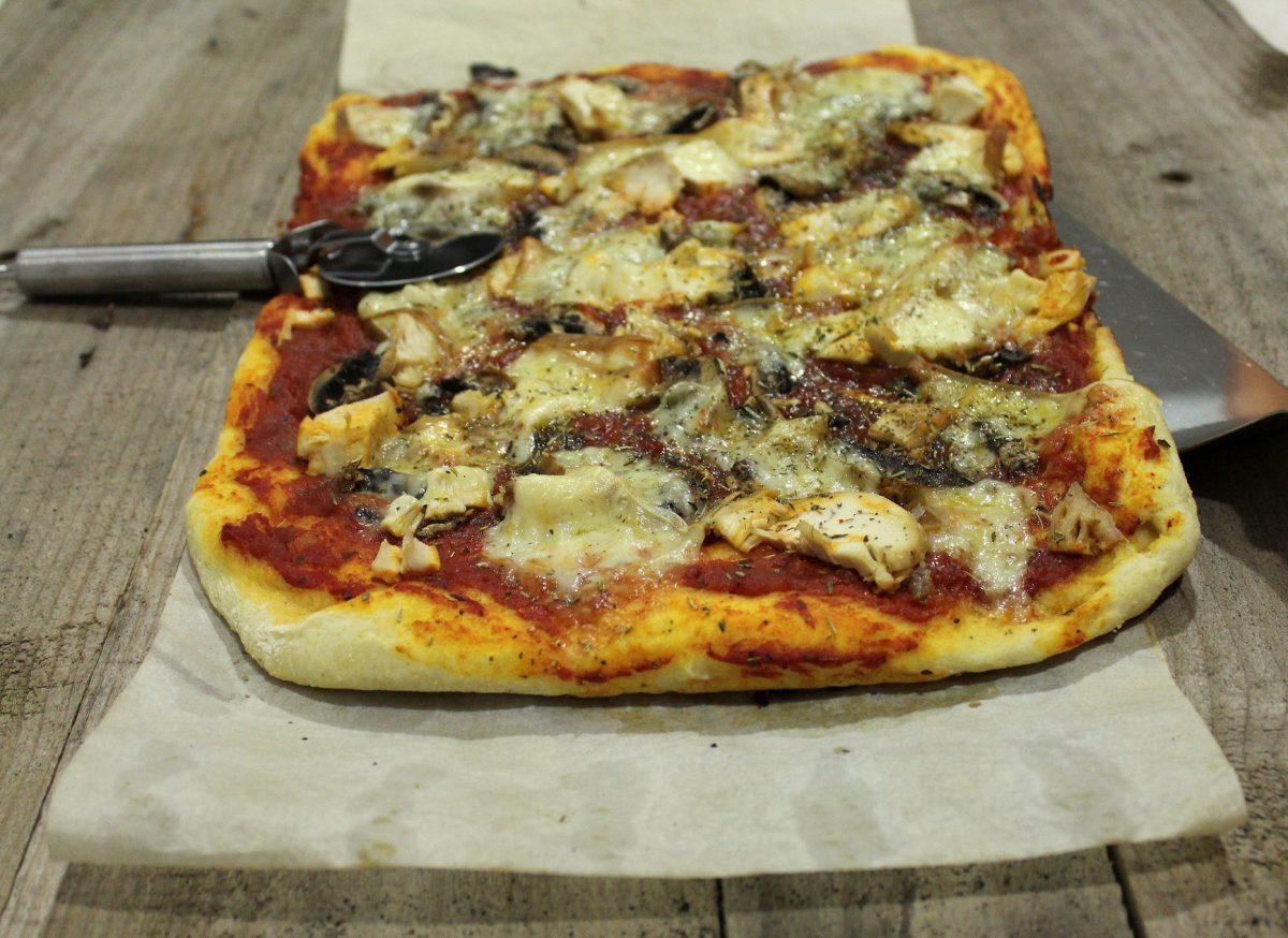 Pizza Siciliana o Sfinciuni, la receta original