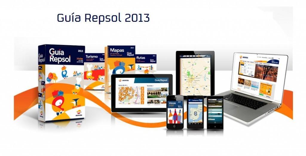 Guía Repsol - Presentación