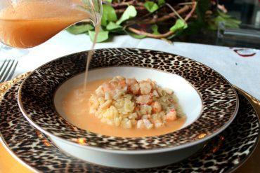 Sopa de pescado una receta de navidad