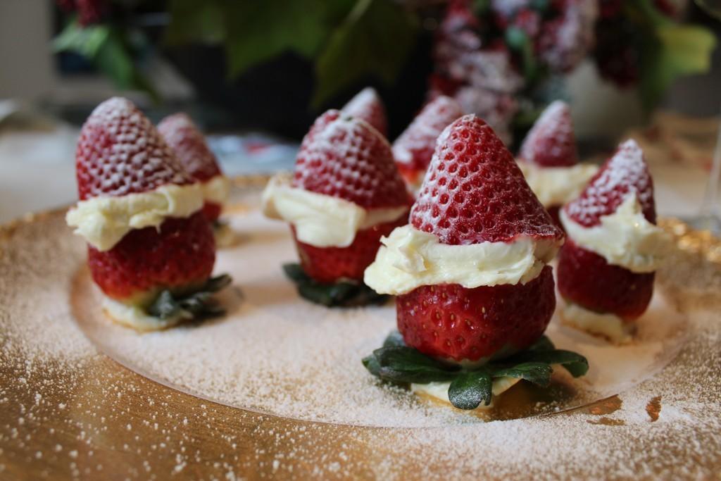 Fresas con Mascarpone