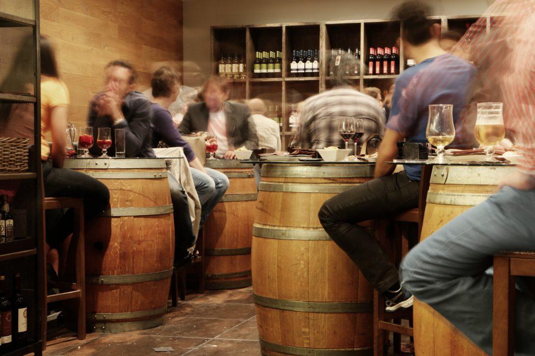 Tapa vino bar