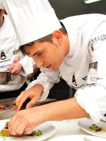 Adrián Bosch Barrera, primer finalista CCA 2014