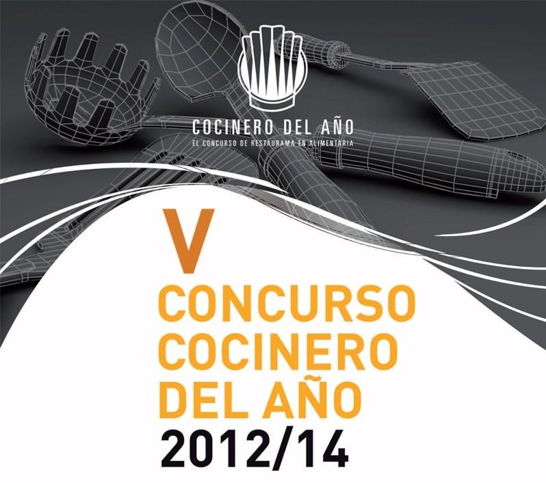Concurso Cocinero del Año (CCA) - 2014