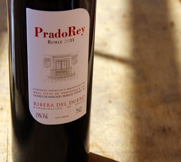 PradoRey Roble 2011