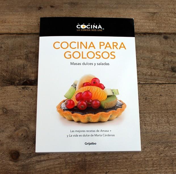 Libros de recetas de Canal Cocina
