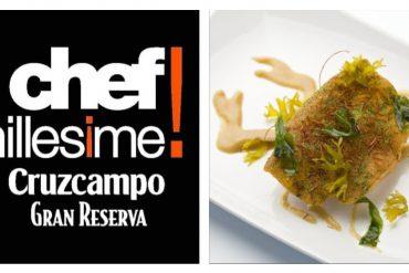 Premios Chefs Millesime by Cruzcampo Gran Reserva