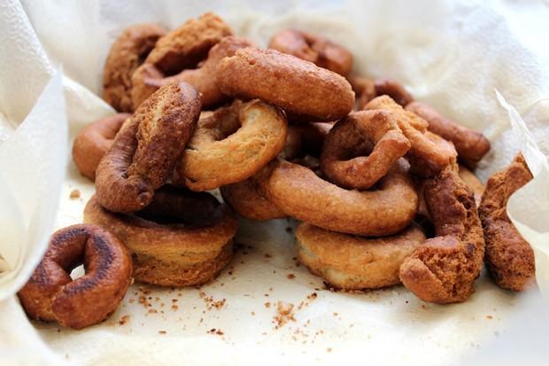 Rosquillas Fritas, Semana Santa 1