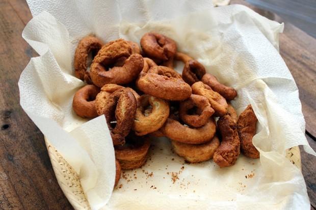 Rosquillas Fritas, Semana Santa
