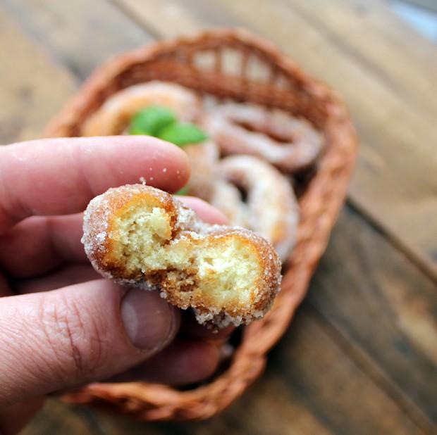Rosquillas Fritas, Semana Santa 5