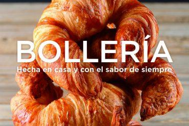 Bollería, libro de recetas de Xavier Barriga