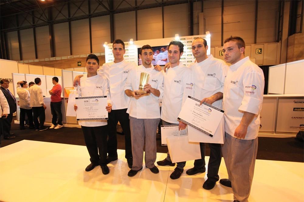 Francisco Vicente Fernandez Elegido Mejor Cocinero De Espana 2013