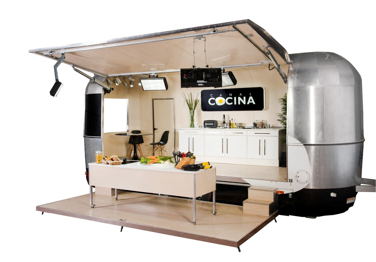 caravana Canal Cocina