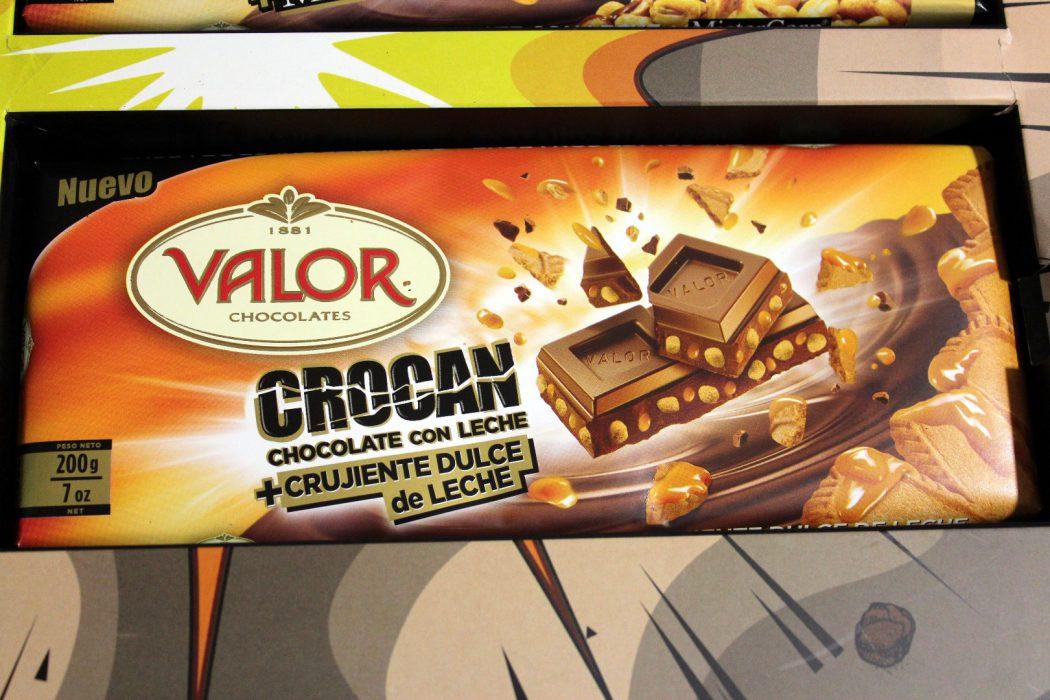 crocan chocolate valor-