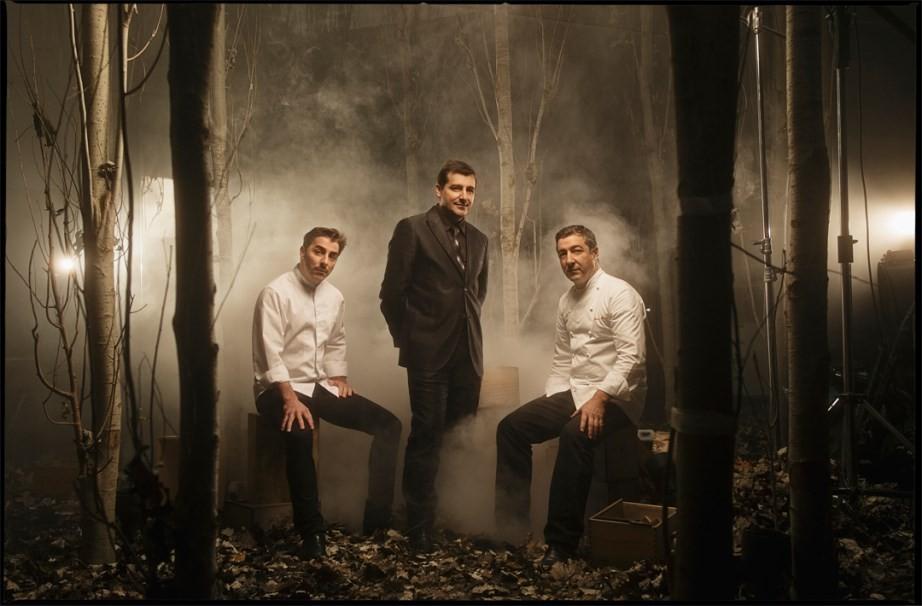 hermanos roca -Fotografía de David Ruano