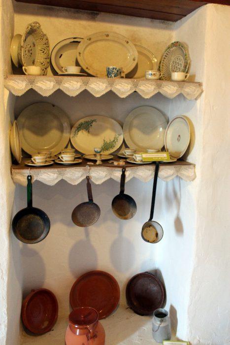 utensilios de cocina - museo del arroz