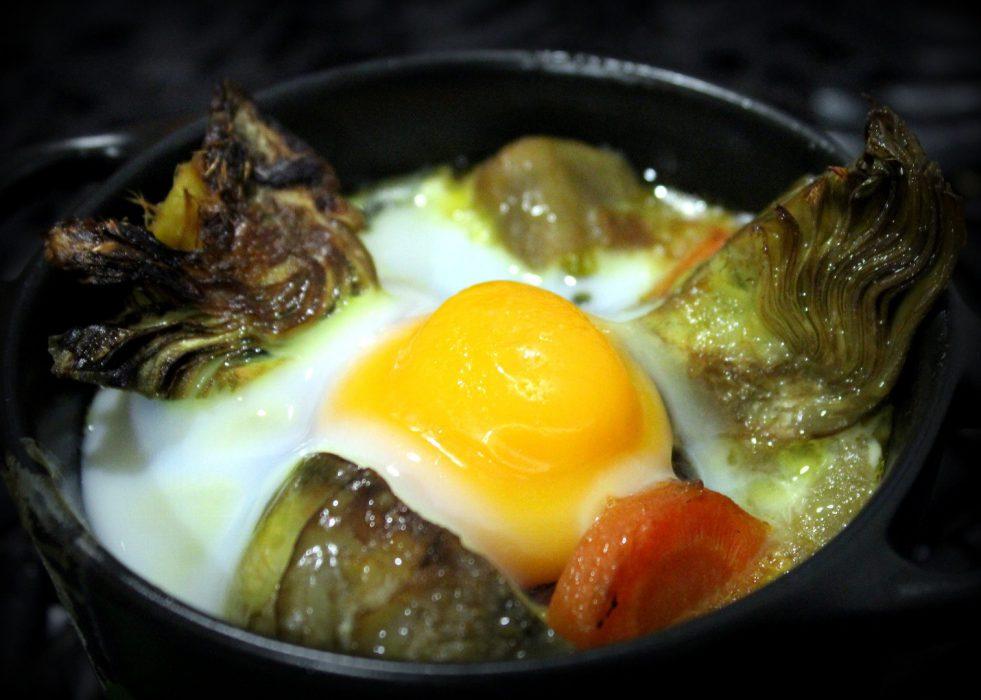 verduras salteadas con huevo-3