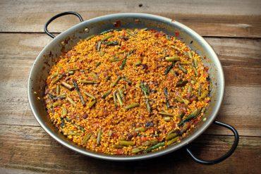 arroz con esparrágos trigueros-1