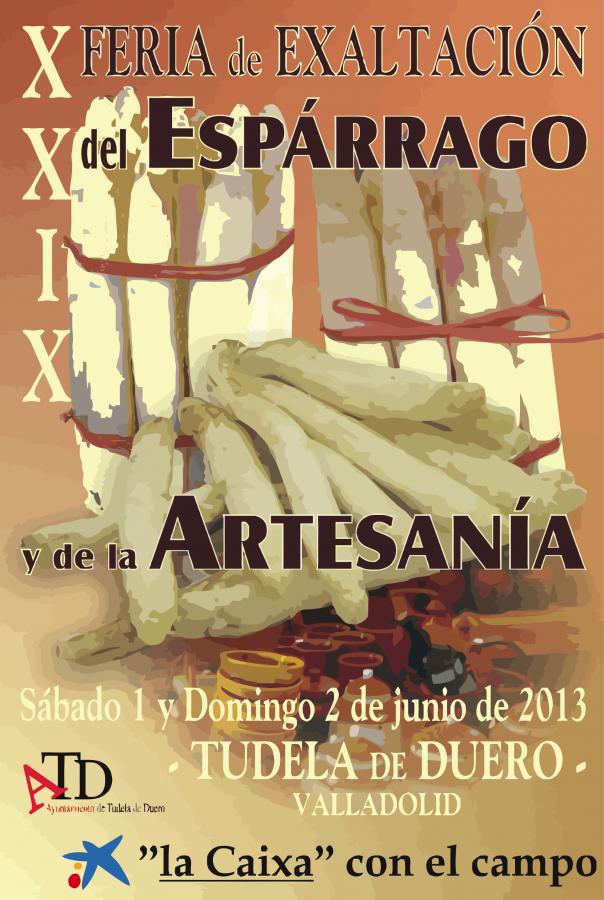 Fiesta de Exaltación del Espárrago y la Artesanía 2013