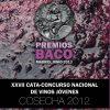 Premios Baco cosecha 2012