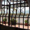 Vista desde el interior de Casa Salvador