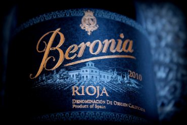 Beronia Viñas Viejas 2010