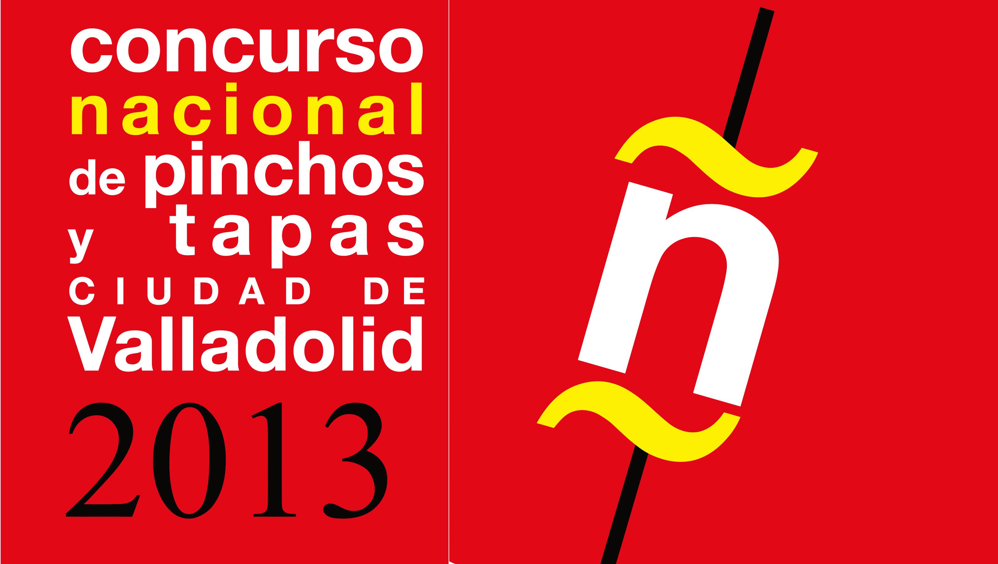 """Concurso de Pinchos y Tapas """"Ciudad de Valladolid"""" 2013"""