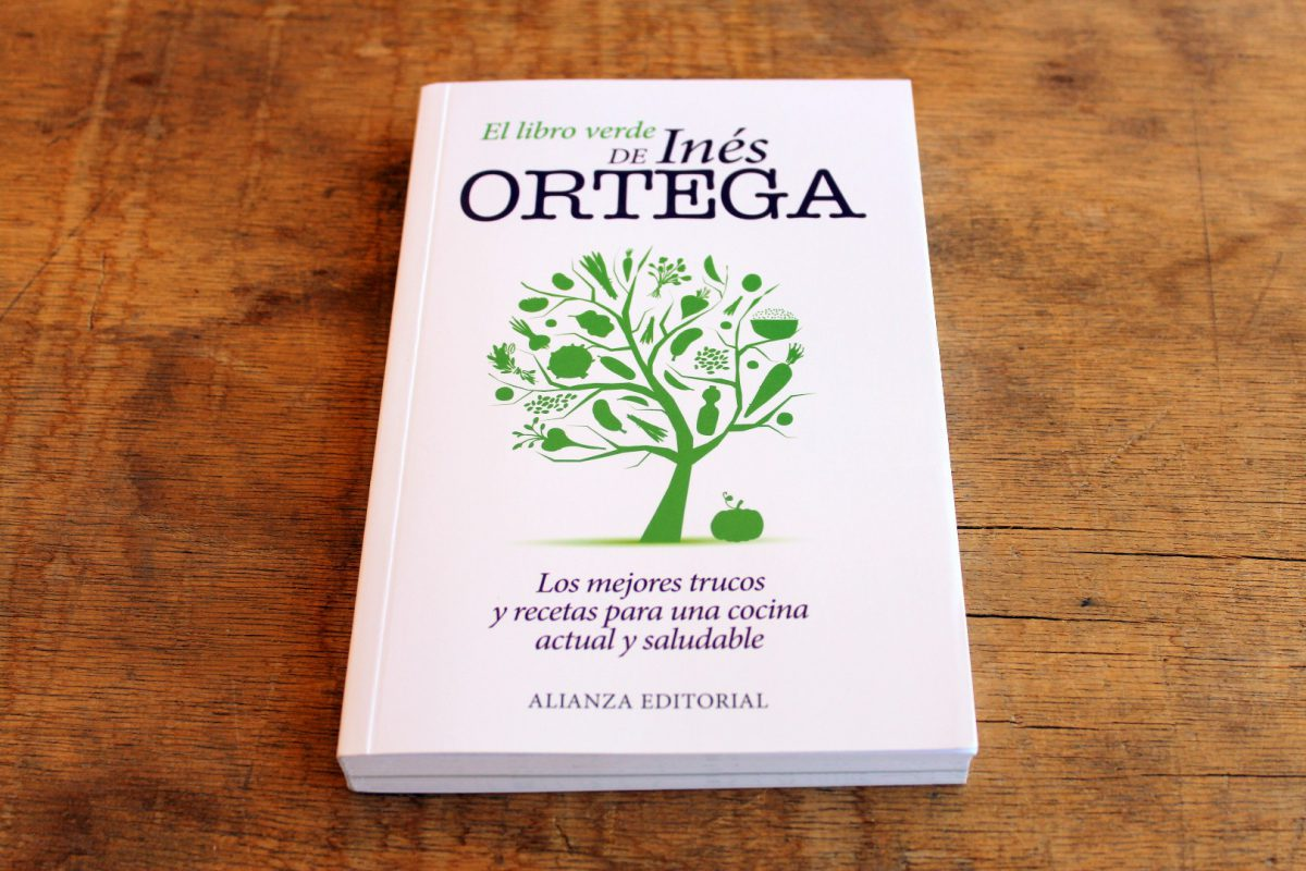 el lEl libro verde de Inés Ortega