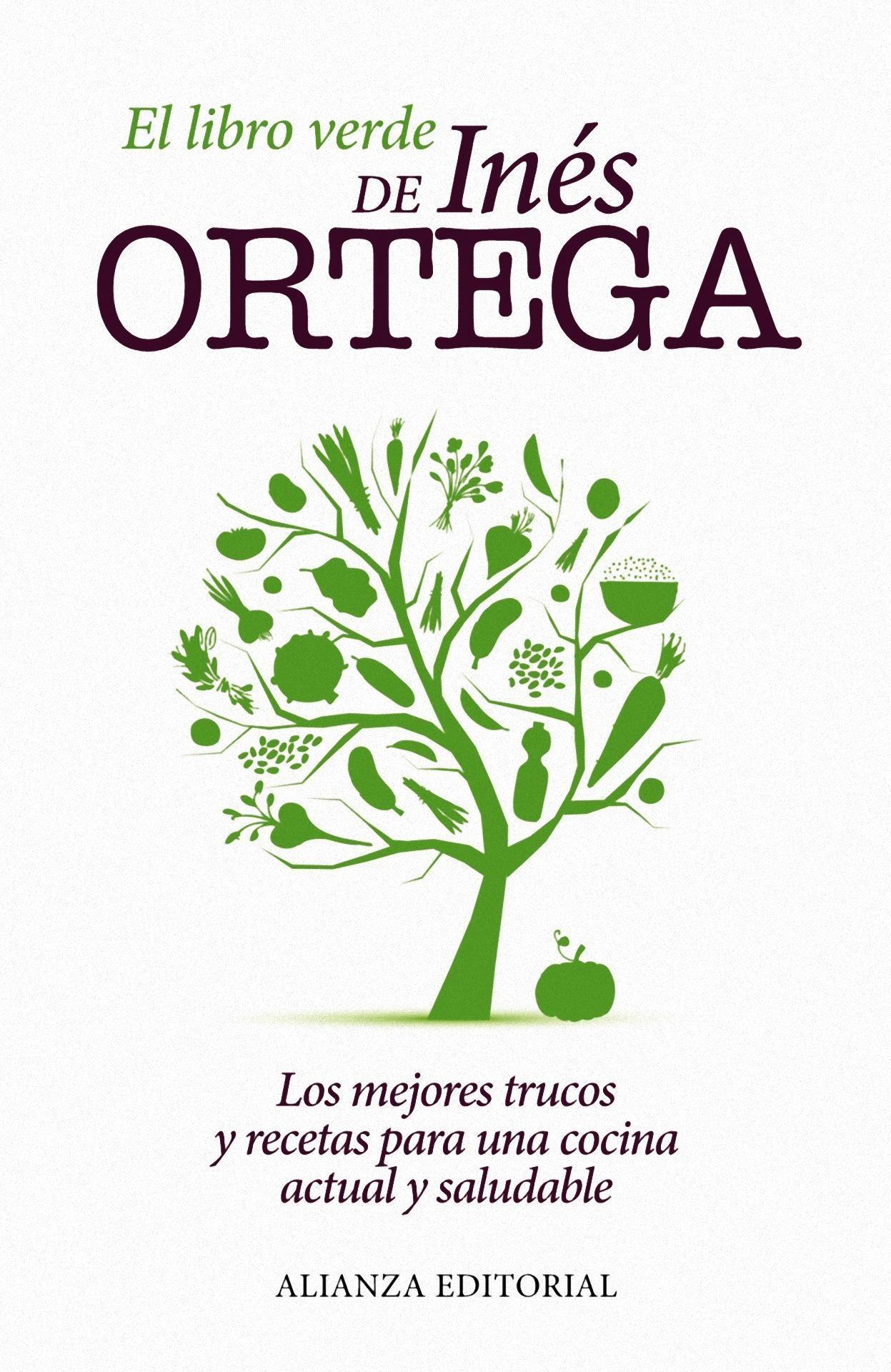 El libro verde de Inés Ortega