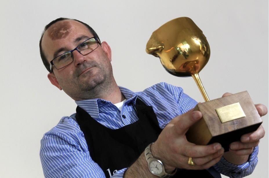 Joffre Tarrida - Nariz de oro 2013