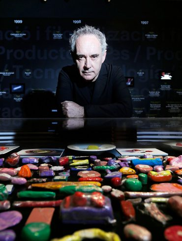 Ferran Adria and the Art of Food, Somerset House