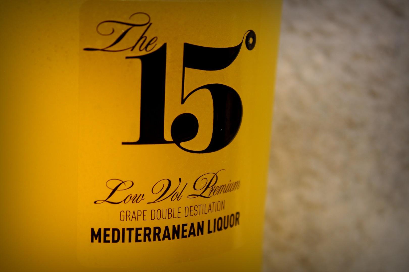 licor the 15º-3