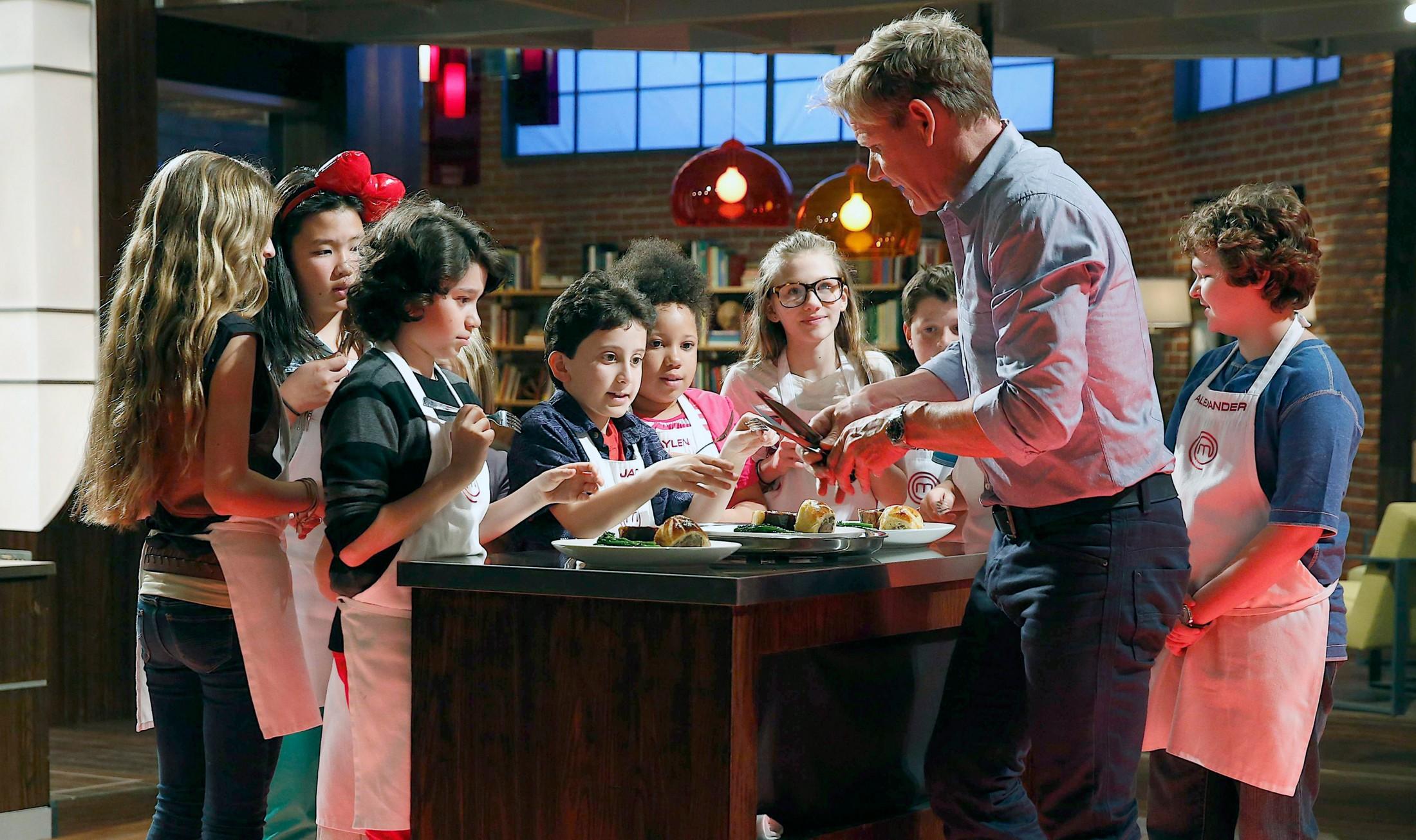 Casting junior masterchef - Television en la cocina ...